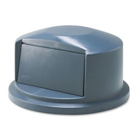 Dome Top Lid for 35 Gallon Round Trash Bin, R20212