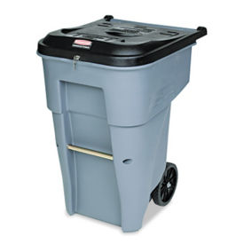 Secure Document Waste Receptacle, R20224