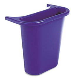 Saddle Trash Bin Recycling Bucket, R20253