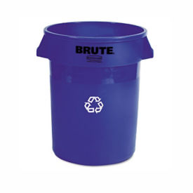 Brute 32 Gallon Recycle Receptacle, R20057