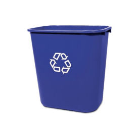 Deskside Recycling Receptacle, R20059