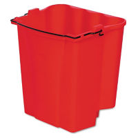 Dirty Water Bucket for Use with Mopping Systems, V21322