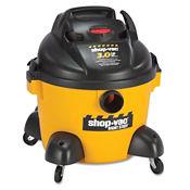 Wet/Dry Vacuum 6 Gallon Capacity, V21331