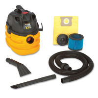Portable Wet/Dry Vacuum 5 Gallon Capacity, V21332