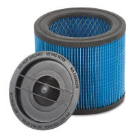 Hang Up Vac Cartridge Filter, V21334