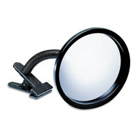"Portable Security Mirror - 10"" Diameter, V21380"