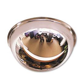 "Full Dome Security Mirror - 18"" Dia, V21383"