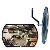 "Convex Security Mirror - 18""W x 12""H, V21387"