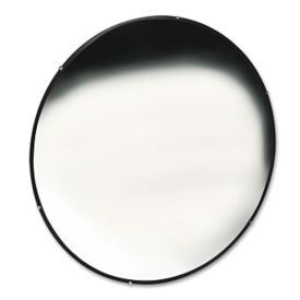 "Round Convex Security Mirror - 36"" Diameter, V21389"