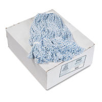 Medium Size Finish Mop Head - Carton of Twelve, V21788