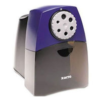 Illuminating Light Smart Stop Electric Pencil Sharpener, V21901