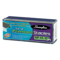 "12 Boxes SF4 1/4"" Staples, V21927"