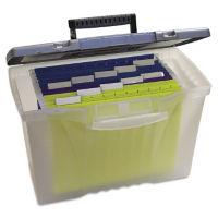 Portable File Box, V21936