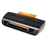 "Laminator and Pouch Kit 12""W, V21918"