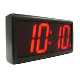 Wireless Digital LED Synchronized Clock, V22083