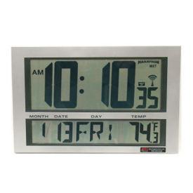 Digital Wireless LCD Synchronized Clock, V22084