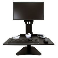 High Rise Sit-Stand Desk Converter, A10051