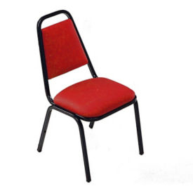 Stack Chair In Vinyl Upholstery, C60029