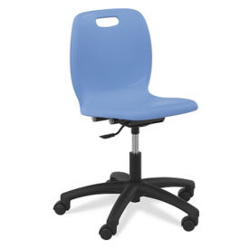Polypropylene Large Seat Task Chair, C70039