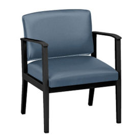Polyurethane Oversized Guest Chair, W60843