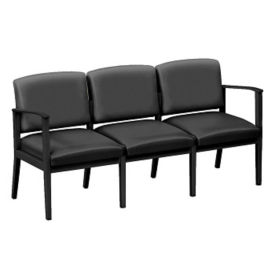 Polyurethane Three-Seat Sofa, W60847