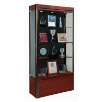 "Contempo Display Case 36""W, B30485"