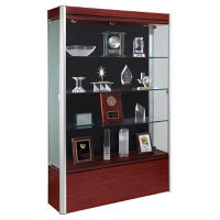 "Contempo Display Case 48""W, B30484"
