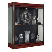 """Contempo Wall Mount Display Case 36""""W, B30486"""