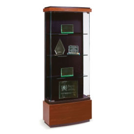 "25""W Contemporary Display Case, B32122"