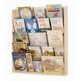 Wall Mounted Book Display, B30502