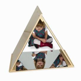 Triangular Mirror Tent, B30509