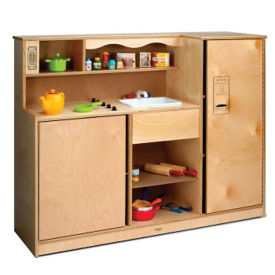 Preschool Kitchen Play Set, P30237