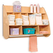 Wall Hanging Diaper Unit, P30278