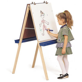 Adjustable Easel with Markerboards, P30329