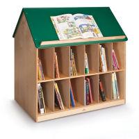 Cubbie House Book Storage, P30331