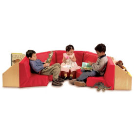 5 Section Reading Nook, P30352
