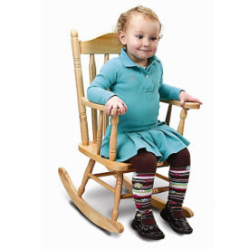 Child Size Rocking Chair, P30406