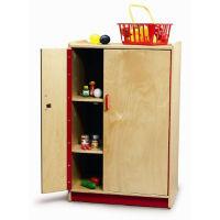 Preschool Refrigerator Cabinet, V21538