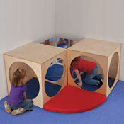 Preschool Corner Play Area, V21554