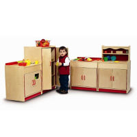 Preschool Kitchen Play Set, V21636