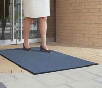Outdoor Loop Mat 4' Wide 8' Long, W60225