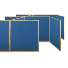 "Semi Tackable Panel 62""H x 60""W, F41136"