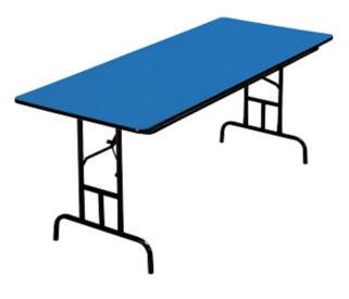 """T-Brace Folding Table 24"""" Wide x 72"""" Long, T10013"""