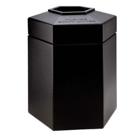 45 Gallon Hexagonal Trash Can, R20278