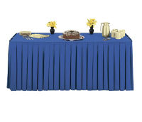 Box Style Table Skirting 12' Long, D92172