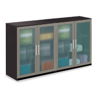 At Work Storage Cabinet Set, B34389