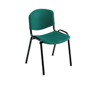 Plastic Armless Stack Chair, C60190