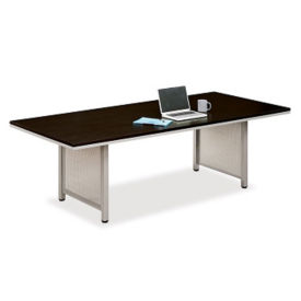 "Rectangular Conference Table - 42"" D x 96"" W, C90338"