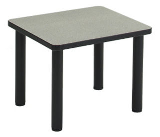 Gray Nebula End Table, W60532