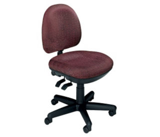 Armless Lowback Task Chair, C80289